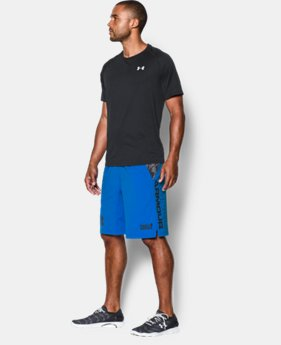 Men's UA Tough Mudder Hiit Shorts