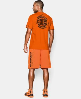 Men's UA Tough Mudder Worldwide T-Shirt