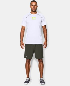 Men's UA Tech™ Run Short Sleeve T-Shirt LIMITED TIME: FREE U.S. SHIPPING 1 Color $21.99