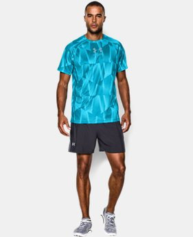 Men's UA Tech™ Run Short Sleeve T-Shirt