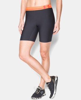 "Women's UA HeatGear® Alpha 7"" Short"