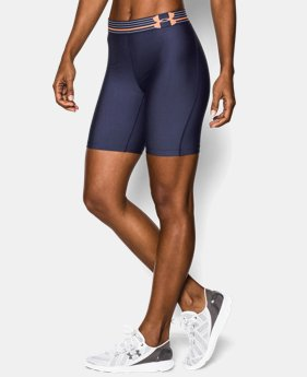 "Women's UA HeatGear® Armour 7"" Short LIMITED TIME: UP TO 40% OFF 1 Color $17.99 to $22.99"