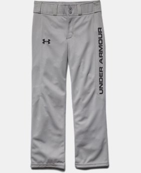 Boys' UA Undeniable Script Baseball Pants