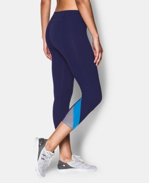 "Women's UA Take-A-Chance Printed 20"" Capri LIMITED TIME: FREE U.S. SHIPPING 1 Color $36.74 to $48.99"
