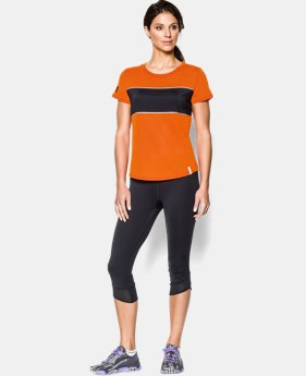 Women's Tough Mudder UA Fly Fast Mesh Short Sleeve