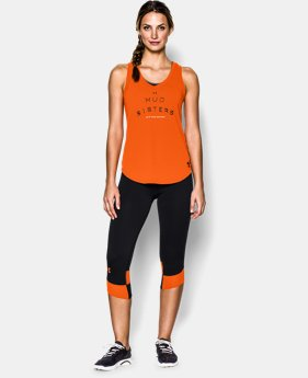 Women's Tough Mudder Sleeveless V-Neck