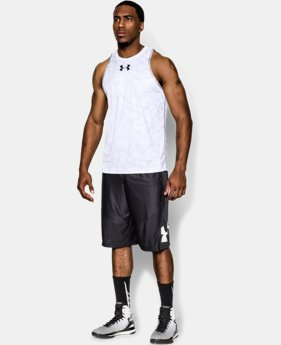 Men's UA Encore Printed Tank