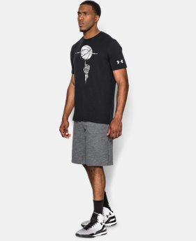 Men's UA Finger Roll T-Shirt   $21.99