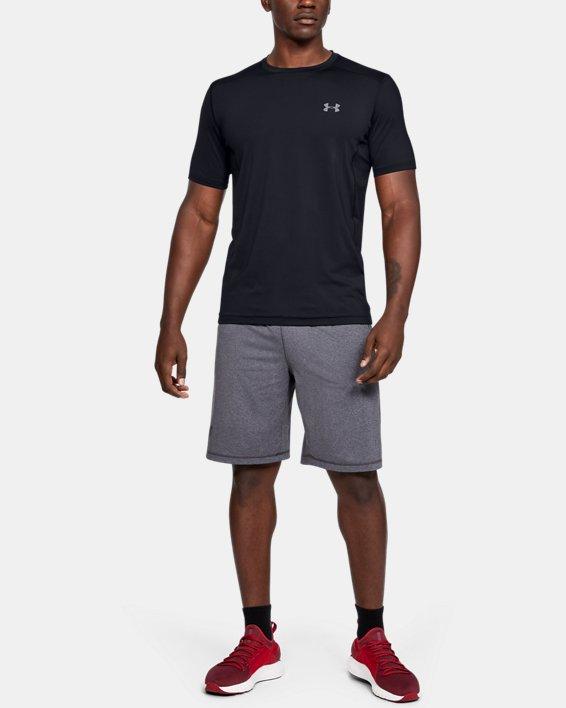 T-Shirt à manches courtes UA Raid pour homme, Black, pdpMainDesktop image number 3