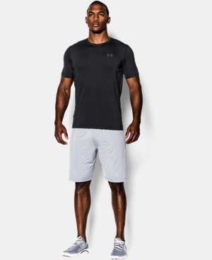 Best Seller Men's UA Raid Short Sleeve T-Shirt  1 Color $29.99