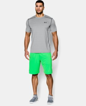 Men's UA Raid Short Sleeve T-Shirt FREE U.S. SHIPPING 3  Colors Available $29.99