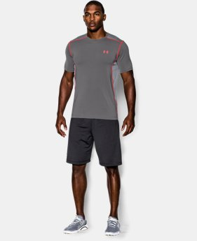 Men's UA Raid Short Sleeve T-Shirt LIMITED TIME: FREE U.S. SHIPPING 1 Color $17.24 to $22.99