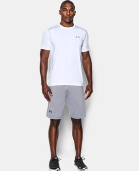 Best Seller Men's UA Raid Short Sleeve T-Shirt  2  Colors Available $17.99 to $20.99