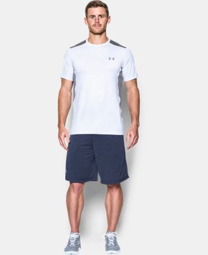 Men's UA Raid Short Sleeve T-Shirt  13 Colors $34.99