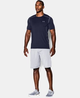 Best Seller  Men's UA Raid Short Sleeve T-Shirt LIMITED TIME OFFER 1 Color $24.49