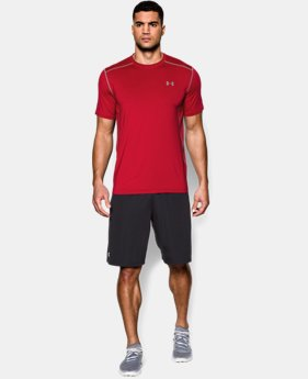 Best Seller Men's UA Raid Short Sleeve T-Shirt  1 Color $20.99 to $22.49