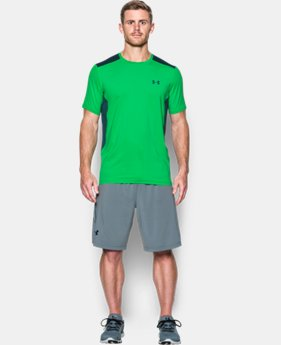 Men's UA Raid Short Sleeve T-Shirt LIMITED TIME: FREE SHIPPING 3 Colors $26.99