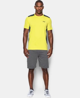 Best Seller Men's UA Raid Short Sleeve T-Shirt LIMITED TIME: FREE SHIPPING 1 Color $29.99
