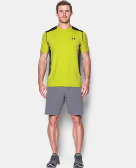 Best Seller Men's UA Raid Short Sleeve T-Shirt LIMITED TIME OFFER 1 Color $20.99