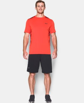 Men's UA Raid Short Sleeve T-Shirt LIMITED TIME: FREE U.S. SHIPPING 4 Colors $17.24 to $22.99