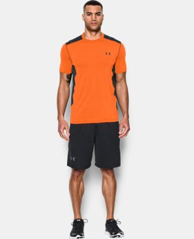 Men's UA Raid Short Sleeve T-Shirt  1 Color $17.99 to $22.99