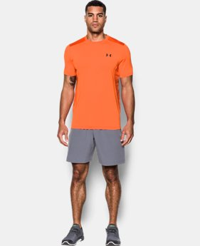 Best Seller Men's UA Raid Short Sleeve T-Shirt LIMITED TIME OFFER 1 Color $20.99 to $299