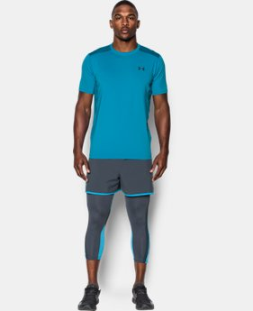 Best Seller  Men's UA Raid Short Sleeve T-Shirt LIMITED TIME OFFER 4 Colors $24.49
