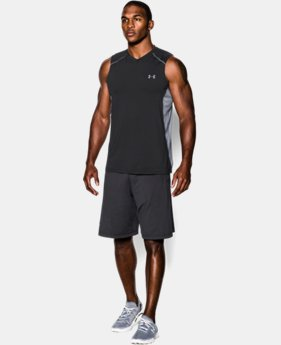 New Arrival Men's UA Raid Sleeveless T-Shirt  1 Color $29.99