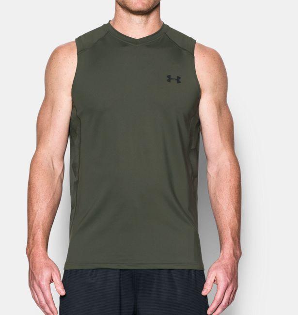 04ca4082d32395 Men s UA Raid Sleeveless T-Shirt