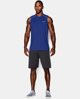Men's UA Raid Sleeveless T-Shirt LIMITED TIME: FREE U.S. SHIPPING 3 Colors $17.24 to $22.99