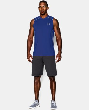 Men's UA Raid Sleeveless T-Shirt LIMITED TIME: FREE U.S. SHIPPING 1 Color $17.24
