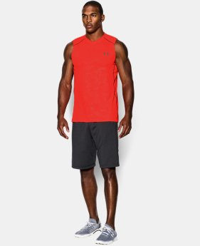 Men's UA Raid Sleeveless T-Shirt LIMITED TIME: FREE U.S. SHIPPING 2 Colors $17.24 to $22.99