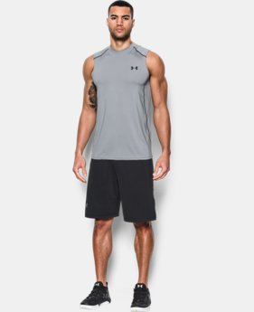 Men's UA Raid Sleeveless T-Shirt   $22.99