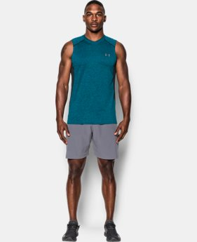 Men's UA Raid Sleeveless T-Shirt LIMITED TIME OFFER  $20.99