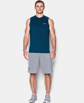 Men's UA Raid Sleeveless T-Shirt  4 Colors $34.99