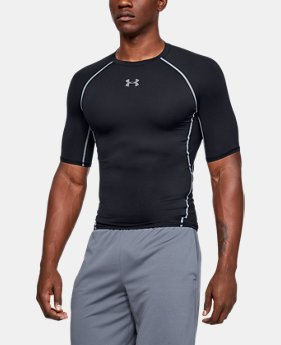 b09bf8632 Best Seller Men's UA HeatGear® Armour Short Sleeve Compression Shirt 6  Colors Available $29.99