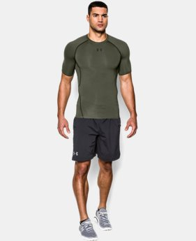 Men's UA HeatGear® Armour Short Sleeve Compression Shirt LIMITED TIME: UP TO 50% OFF 1 Color $16.99 to $20.99