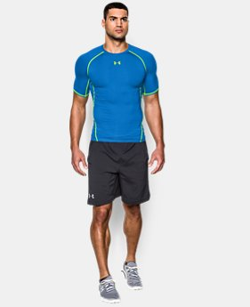 Men's UA HeatGear® Armour Short Sleeve Compression Shirt  1 Color $20.99