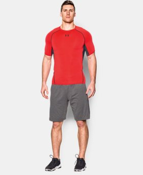 Men's UA HeatGear® Armour Short Sleeve Compression Shirt LIMITED TIME: FREE U.S. SHIPPING 1 Color $16.99 to $20.99