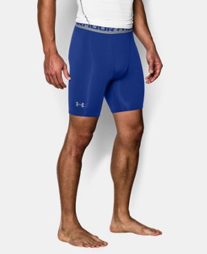 Men's UA HeatGear® Armour Compression Shorts – Mid  LIMITED TIME: FREE SHIPPING 3 Colors $22.99