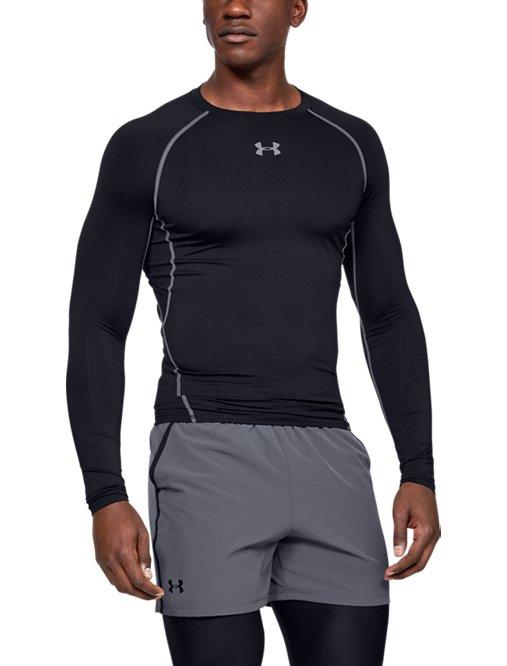 9c1286cc2 Men s UA HeatGear® Armour Long Sleeve Compression Shirt