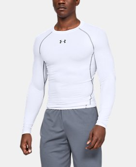 4c76f373 Men's UA HeatGear® Armour Long Sleeve Compression Shirt 6 Colors Available  $34.99