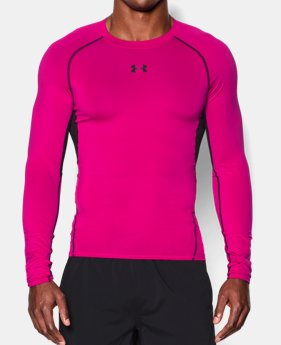 Men's Pink Long Sleeve Shirts | Under Armour US