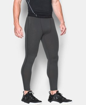 Men's UA HeatGear® Armour Compression Leggings LIMITED TIME: FREE SHIPPING 1 Color $44.99