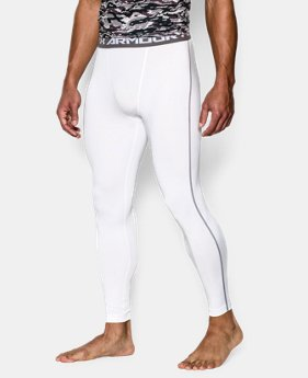 Men's UA HeatGear® Armour Compression Leggings LIMITED TIME: FREE U.S. SHIPPING 1 Color $39.99