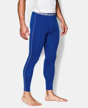 Men's UA HeatGear® Armour Compression Leggings  1 Color $27.99 to $29.99