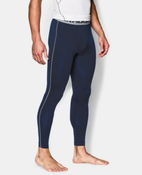 Men's UA HeatGear® Armour Compression Leggings   $39.99