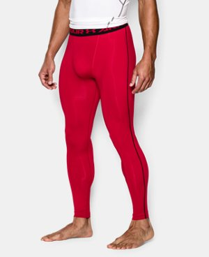 Men's UA HeatGear® Armour Compression Leggings  6 Colors $44.99