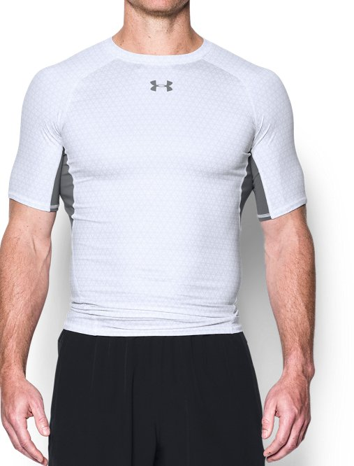 5b2d75e99 This review is fromMen's UA HeatGear® Armour Printed Short Sleeve  Compression Shirt.