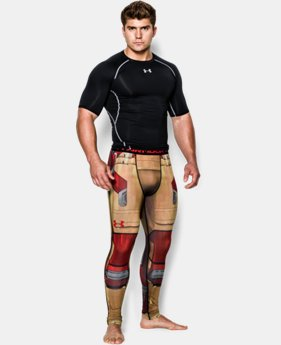 Men's Under Armour® Iron Man Compression Leggings